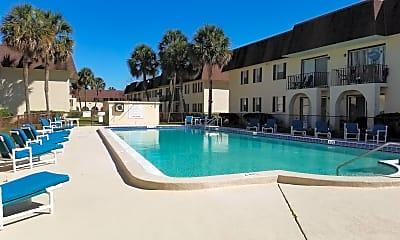 Pool, 7346 El Barco Rd 3, 2