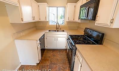 Kitchen, 4406 Cahuenga Blvd., 1