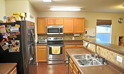Kitchen, 7109 Leppke Cove, 1