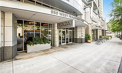 950 W Peachtree St NW 1710, 1