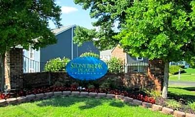 Community Signage, Stonybrook Place Apartments, 0