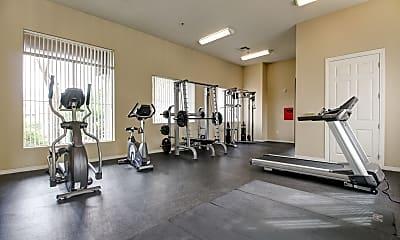 Fitness Weight Room, Morada Sky, 2