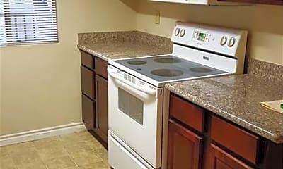 Kitchen, 5286 River Glen Dr 424, 2