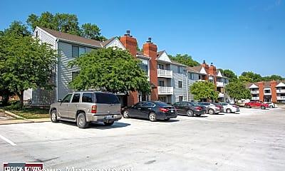Building, 1260 Golden Gate Dr, 1
