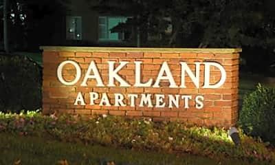 Oakland Apartments, 2