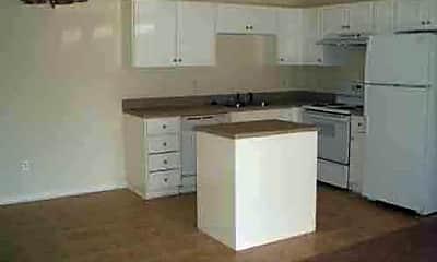 Kitchen, Winter Ridge, 1