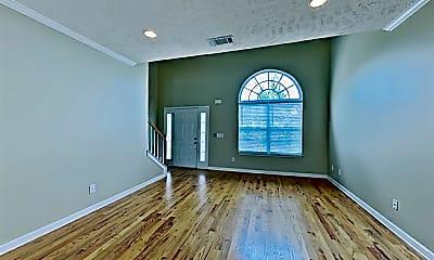 Living Room, 8013 Mandan Drive, 1