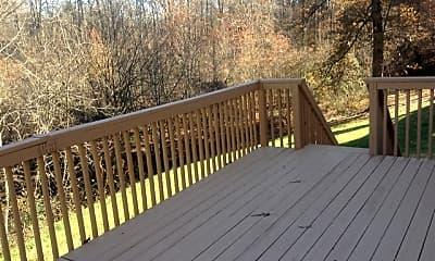 Patio / Deck, 405 Craver Pointe Drive, 2