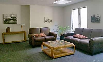 Living Room, 500 Prospect St 2E, 2