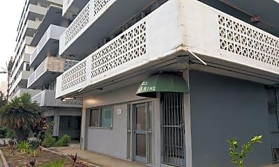 Ala Wai King Apartments, 0