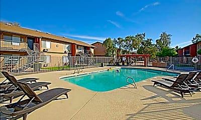 Pool, Sandal Ridge, 1
