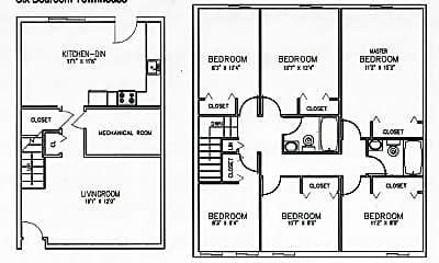 Meade Village Six Bedroom Townhouse.jpg, 1710 Circle Road, 2