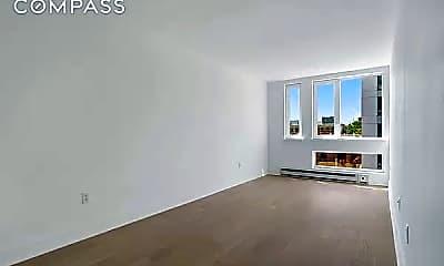 Living Room, 306 W 142nd St 4-E, 1