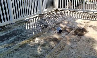 Patio / Deck, 92-34 218th Pl, 2