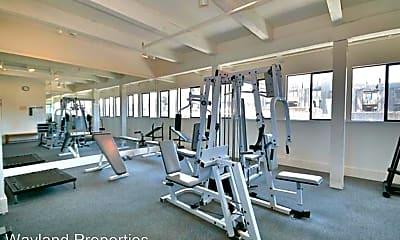 Fitness Weight Room, 125 Surf Way #314, 2