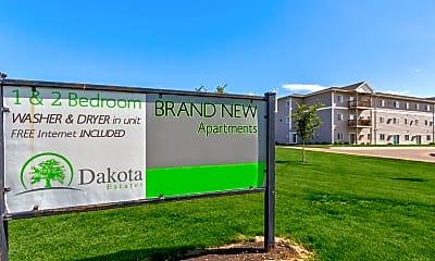 Community Signage, Dakota Estates I & II, 2