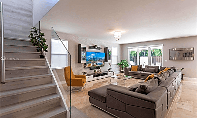 Living Room, 10570 NW 69th Terrace, 0