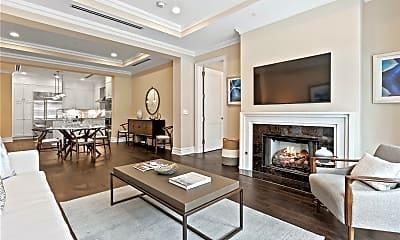 Living Room, 6000 Royal Ct 6008, 0