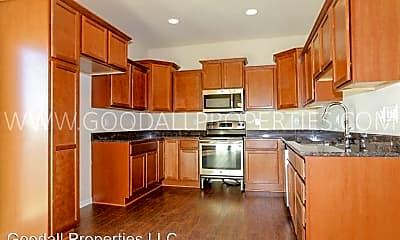 Kitchen, 9120 Greenspire Dr, 1
