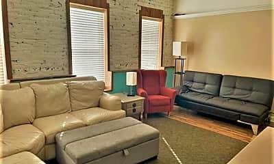 Living Room, 1202 W Main St 201, 2