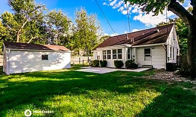 Building, 3220 Stratford Ave, 2