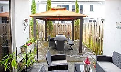Patio / Deck, 17535 SW 153rd Ct, 2