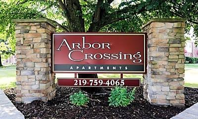 Community Signage, Arbor Crossing, 0