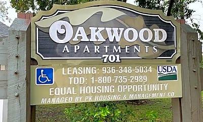 Community Signage, 701 N Madison St, 1