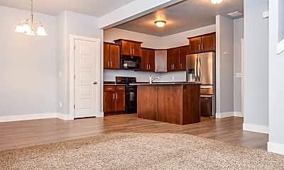 Kitchen, 1569 420 W, 1