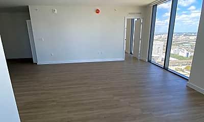 Living Room, 500 NE 1st Ave, 1