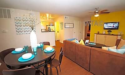 Dining Room, 1515 Wickersham Ln, 1