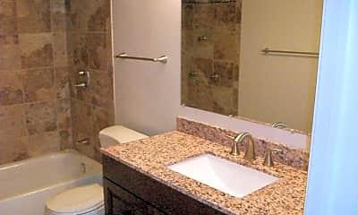 Bathroom, The Eagles Apartment Homes, 1