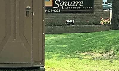 Saturn Square Apartments, 1