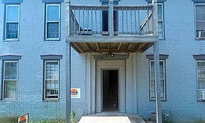 Building, 116 N 13th St, 0