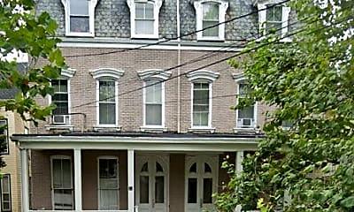 Building, Jackson Avenue Apartments, 0