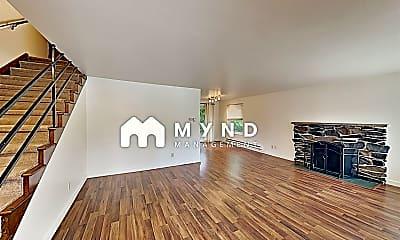 Living Room, 14018 Greenwood Ave N, 1
