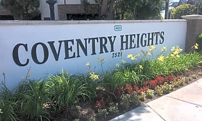 COVENTRY HEIGHTS apartment homes, 1