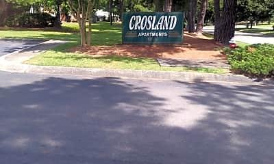 Crosland Apartments, 1