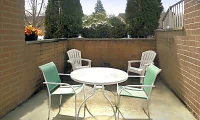 Patio / Deck, Coolspring Estates, 1