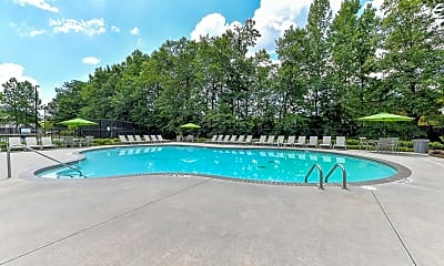 Pool, The Grove on Southlake Apartments, 0