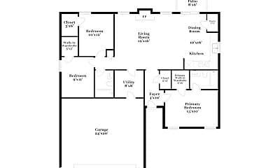 Building, 6617 Timberbend Dr, 1