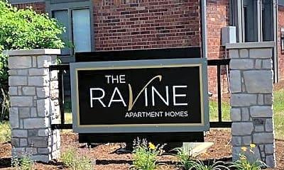 Community Signage, The Ravine Apartment Homes, 0