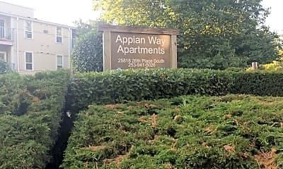 Appian Way Apartments, 1