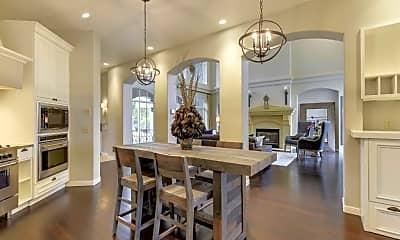 Dining Room, 1600 Kenwood Parkway, 1