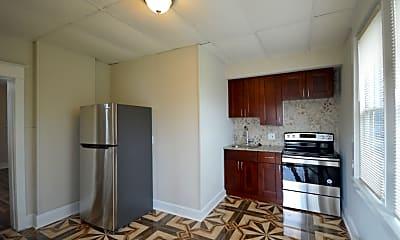 Kitchen, 7201 Edmund St, 1