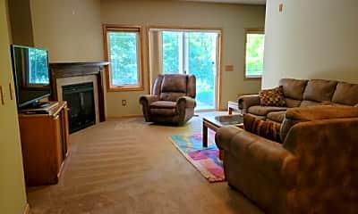 Living Room, 7416 Kestrel Trail  ( PRIVATE GOUND FLOOR), 0