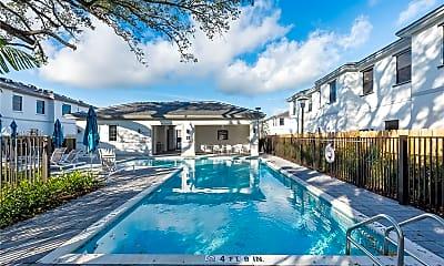 Pool, 1601 SW 28th St, 2