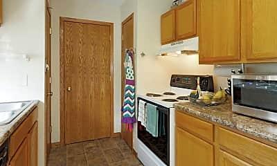 Kitchen, Bass Lake Crossing, 1