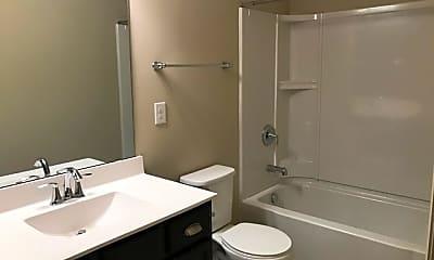 Bathroom, 9910 5th Street Ln N, 2