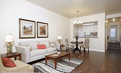 Living Room, 330 Parker Ave, 2